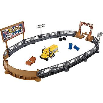 Mattel DXY95 Cars 3 Crazy 8 Crashers Smash and Crash Derby Playset