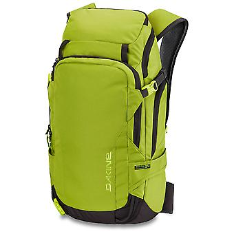 Dakine Heli Pro 20L Backpack - Dark Citron