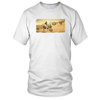 Extreme Motocross Offroad Motorrad Racer Kinder T Shirt