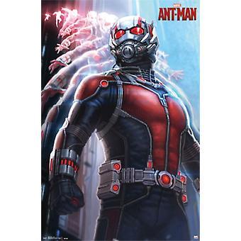 マーベルの Ant-男 - ラング ポスター ポスター印刷