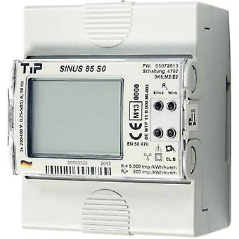 Electricity meter (3-phase) Digital MID-approved: Yes TIP