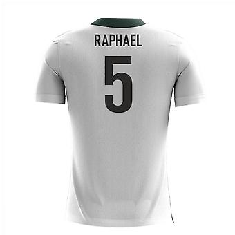 2018-2019 Portugal Airo Concept Away Shirt (Raphael 5)
