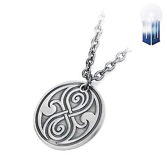 Doctor Who Seal of Rassilon Pendant