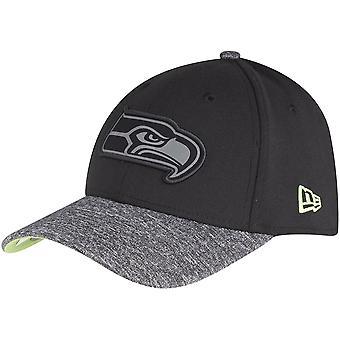Ny æra 39Thirty Cap - GRÅ Seattle Seahawks sort