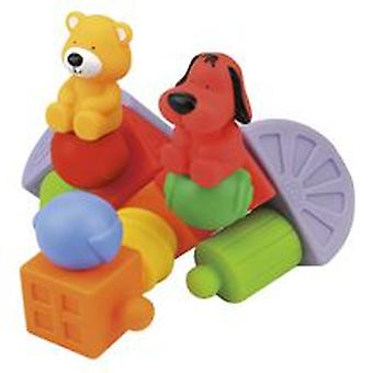 K's Kids Plastic Building Blocks