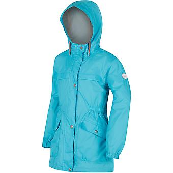 Regatta Boys & Girls Trifonia Waterproof Breathable Sealed Coat Jacket