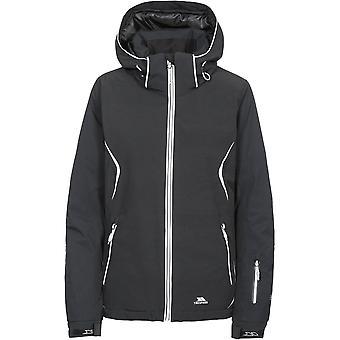 Transgressão das mulheres/senhoras Tyrona impermeável respirável acolchoado jaqueta de esqui