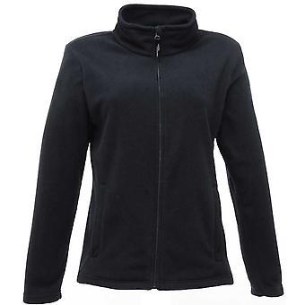 Regatta Ladies Micro Full Zip Fleece Jacket TRF565 Navy