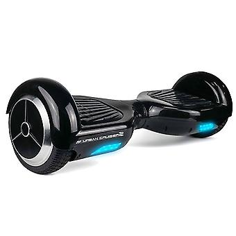 JSF Urban Cruiser 2 Self Balancing Hoverboard Black