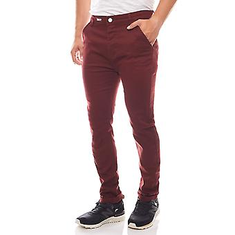 Chinohose mens trousers sweet SKTBS Bordeaux