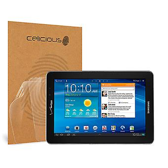 Celicious Vivid Invisible Screen Protector for Samsung Galaxy Tab 7.7 [Pack of 2]
