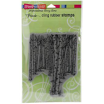 Stampendous Cling stempel 7,75