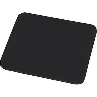 Mouse pad ednet Mauspad Black