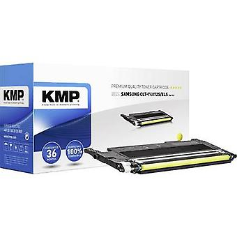 KMP Toner cartridge replaced Samsung CLT-Y4072 Compatible Yellow 1000 pages SA-T41