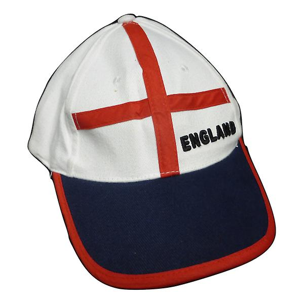 Union Jack Wear St Georges' Cross England Baseball Caps