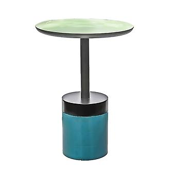 DESIGNER COFFEE TABLE COFFEE TABLE COFFEE TABLE TRAY LIGHT GREY TEAL