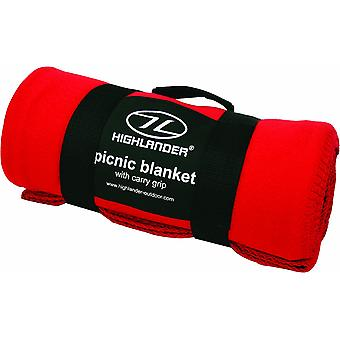 Highlander Travel Blanket -Fleece
