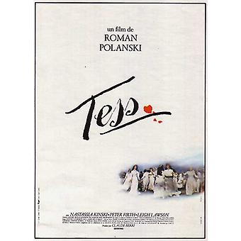 Tess Movie Poster (11 x 17)