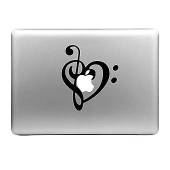 Hut-Prinz stilvolle Decal Sticker/Pro-Note Macbook Air