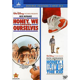 Le miel nous avons rétréci nous-mêmes / j'ai import USA B [DVD]
