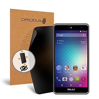 Celicious Privacy Plus 4-Way Anti-Spy Filter Screen Protector Film Compatible with BLU Grand 5.5 HD