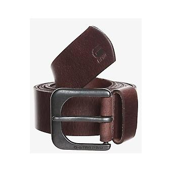 G-Star Zed Cuba Leather Brown Belt