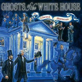 Fantasmas de la casa blanca por Cheryl arnés - libro 9780689848926