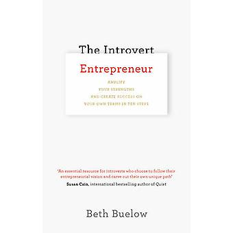 The Introvert Entrepreneur by Beth Buelow - 9780753556832 Book