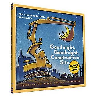 Goodnight - Goodnight - Construction Site - Glow in the Dark by Sherri