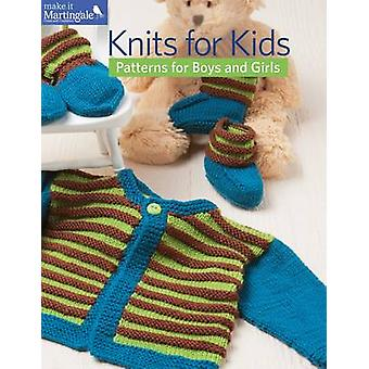 Knits for Kids - Patterns for Boys and Girls by Martingale - Martingal