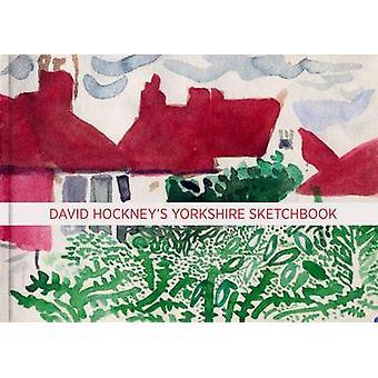 A Yorkshire Sketchbook by David Hockney - 9781907533235 Book