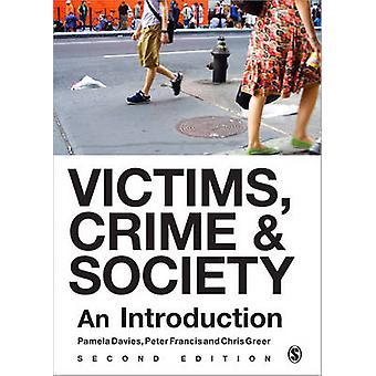 Opfer - Kriminalität und Gesellschaft - eine Einführung von Pamela Davies - Peter