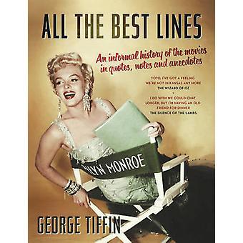 Toutes les meilleures lignes par George Tiffin - livre 9781781853061