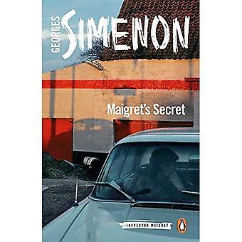 Maigret das Geheimnis: Inspector Maigret #54 (Inspector Maigret)