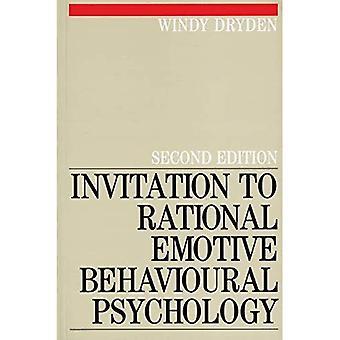 Invitation to Rational Emotive Behavioural Psychology (Invitations to psychology)