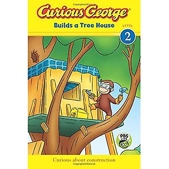 Curious George Builds a Tree House (Curious George Green Light Reader)