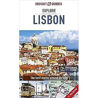 Insight Guides Explore Lisbon (Insight Explore Guides)