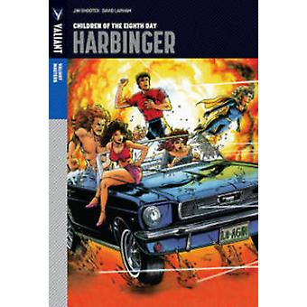 Valiant Masters - Harbinger - Volume 1  - Children of the Eighth Day by