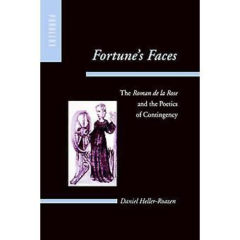 Lykken står overfor The Roman de La Rose og poetikk beredskap HellerRoazen & Daniel