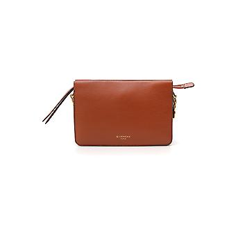Givenchy Brown Leather Shoulder Bag