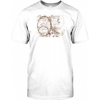 Mathematics Physics Equation Cool Kids T Shirt
