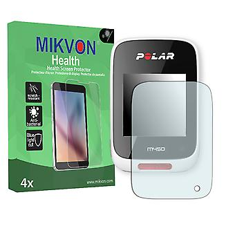 Polar M450 Screen Protector - Mikvon Health (Retail Package with accessories)