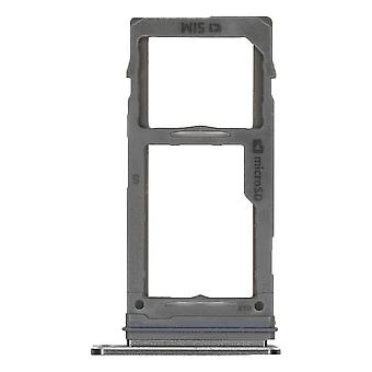 Genuine Samsung Galaxy S9+ Titanium Grey SIM Tray | iParts4u