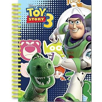 Disney Toy Story Notebook Stationery