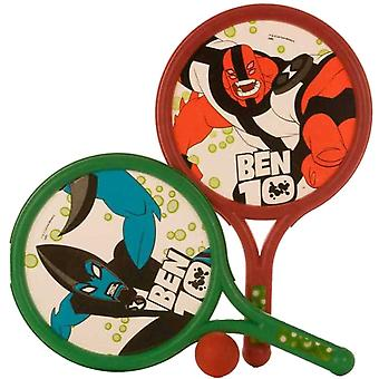 Ben 10, Racket and Ball