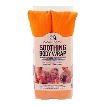 Aroma Home Fine cordon apaisant lavande blé sac : Orange