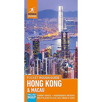 Pocket Rough Guide Hong Kong & Macau by Pocket Rough Guide Hong K