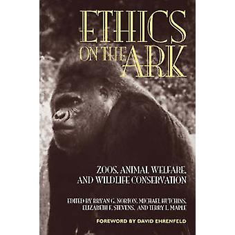 Ethics on the Ark - Zoos - Animal Welfare and Wildlife Conservation (N