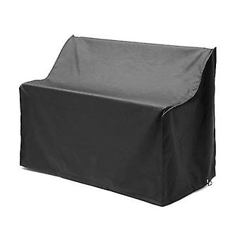 Gardenista® Black Protective Cover for 3 Seater Bench
