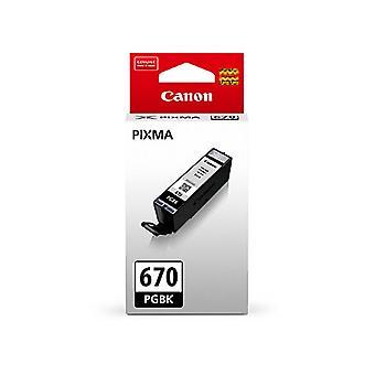 Canon PGI670 Black Ink Cart